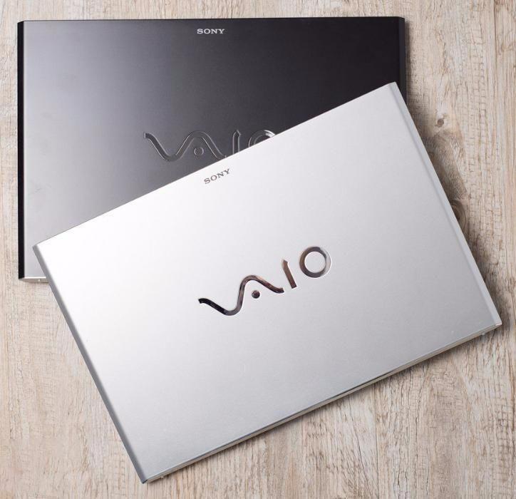 SONY VAIO pro 13 svp13 белый silver серебристый